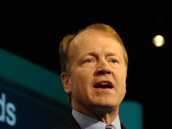 Cisco CEO John Chambers in 2009. Credit: IDGNS San Francisco