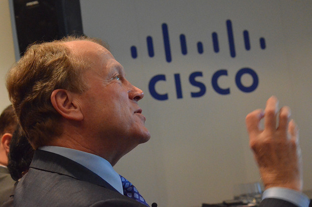 John Chambers recently stepped down as Cisco's CEO and chairman after 20 years with the company. Credit: Stephen Lawson/IDG News Service