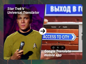 Star Trek's Universal Translator