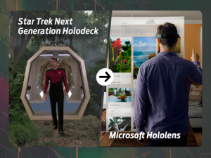 Star Trek Next Generation Holodeck