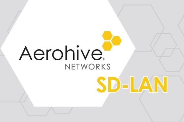 Aerohive introduces the software-defined LAN
