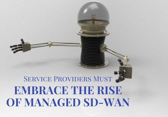 Service Providers Need To Embrace The Rise Of Managed SD-WAN