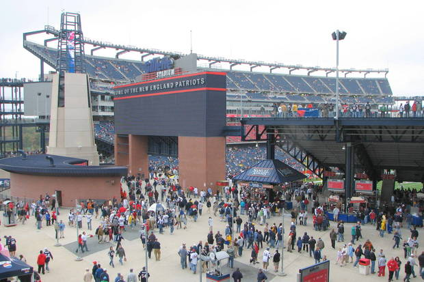 Credit: Wikipedia | https://en.wikipedia.org/wiki/Gillette_Stadium